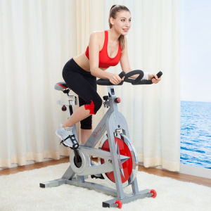 Why a stationary bike?
